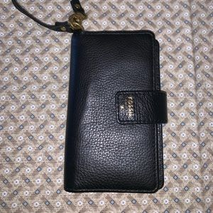 Fossil Wallet/Phone case